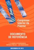 Documento de Referência para a Terceira Plenária Extraordinária - versão final (11/2013)