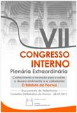 Documento de Referência da Plenária Extraordinária do VII Congresso Interno