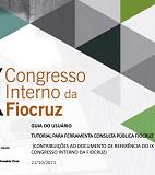 Guia do usuário - tutorial para a ferramenta Consulta Pública Fiocruz