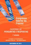 VI Congresso Interno - Caderno de Perguntas e Respostas - 1ª versão, novembro de 2013