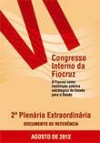 VI Congresso Interno - Documento de Referência para a Segunda Plenária Extraordinária