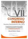 VII Congresso Interno - Relatório Final